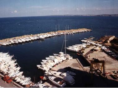 Porto Darsena Fontanelle Puglia