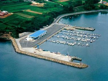 Puerto Deportivo Ares La Coruña