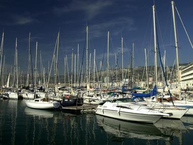 Port de Toulon Vielle Darse Varo