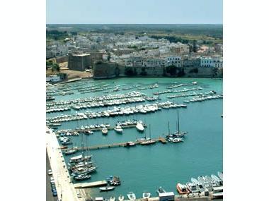 Porto di Otranto Puglia