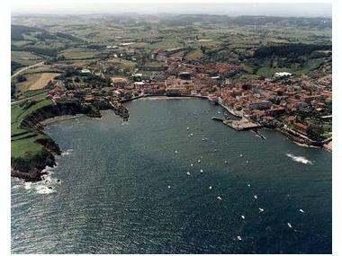 Puerto de Luanco Asturie