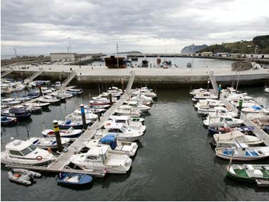 Puerto de Bermeo Biscaglia
