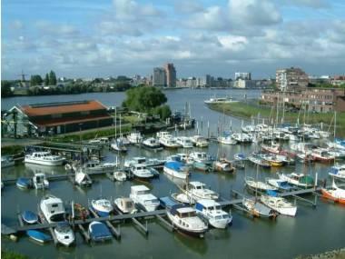 Jachthaven van W.S.V. Op 't End Groningen