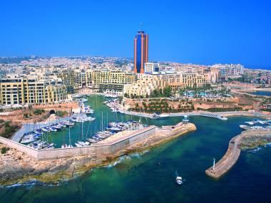 Portomaso Marina Malta