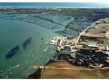 Puerto Deportivo de El Terrón Huelva