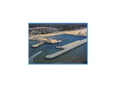 Puerto Deportivo de Mazagón Huelva