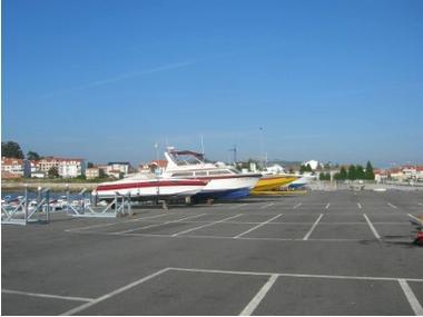 Puerto deportivo Vilanova de Arousa Pontevedra