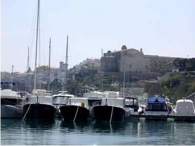 Marina Menorca Minorca