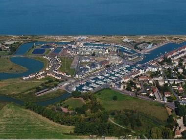 Port de Courselles sur Mer Calvados
