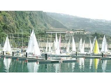 Marina do Lugar de Baixo Madeira