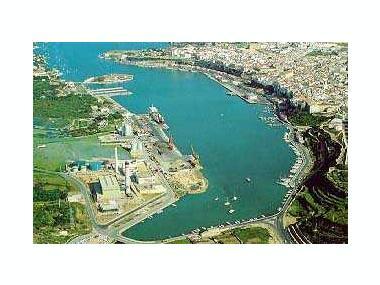 Puerto de Mahón - Ribera del puerto Minorca