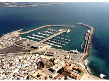 Puerto Deportivo de Rota Cadice