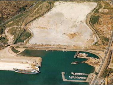 Puerto de Escombreras Murcia