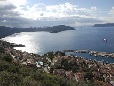 Kas Marina Antalya