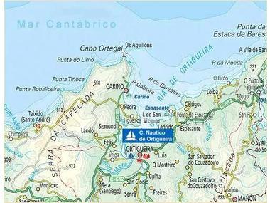 Club Náutico de Ortigueira La Coruña