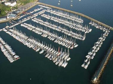 Port Haliguen Morbihan