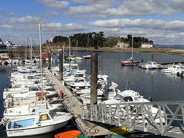 Port de plaisance de Tréboul Finisterre
