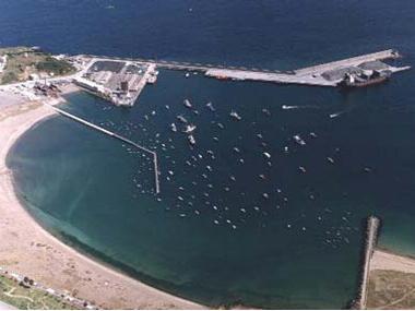 Puerto de Cariño La Coruña