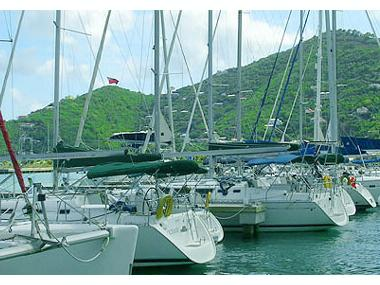 Joma Marina - Tortola BVI Road Town