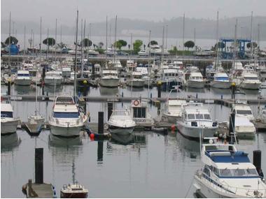 Marina de Santander Cantabria