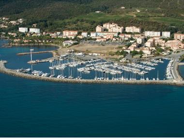Port de plaisance Sari-Salorenzara Corsica