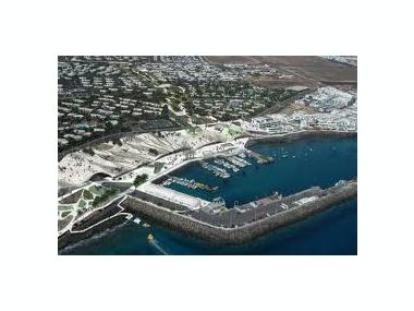 Puerto de Playa Blanca Lanzarote