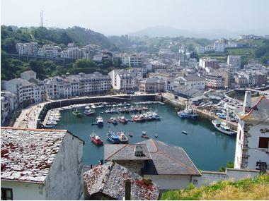 Puerto de Luarca Asturie
