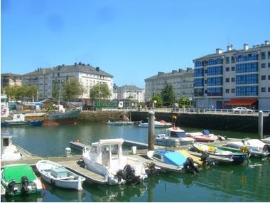 Puerto de Navía Asturie