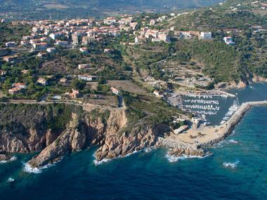 Port de Cragèse Corsica