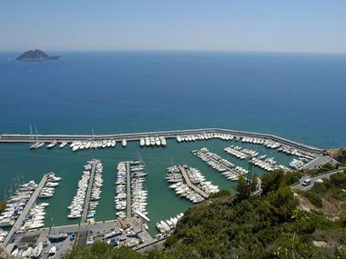 Porto di Alassio  Liguria