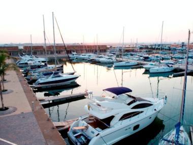Marina de las Salinas U.T.E Murcia