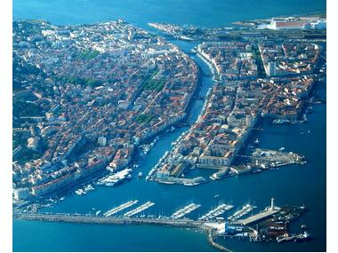Port du Sète Hérault