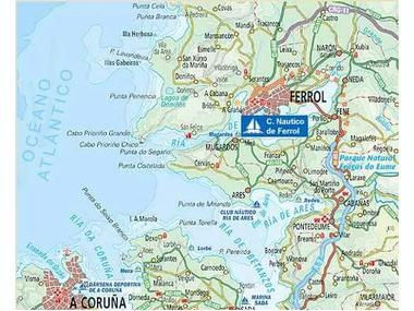 Club Náutico de Ferrol La Coruña