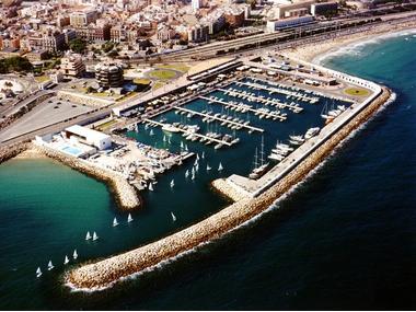 Puerto Deportivo de  Tarragona Tarragona