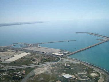 Porto piccolo Pozzallo Sicilia