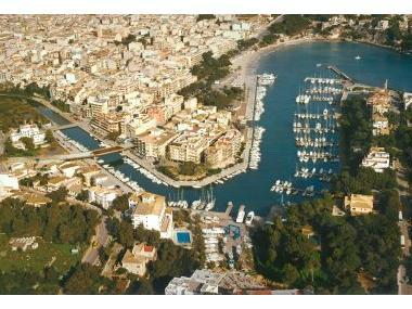 Port de Porto Cristo Maiorca