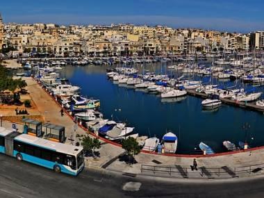 Msida and Ta'Xbiex Marina Malta