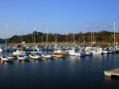 Port Guidel Morbihan