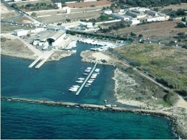 Porto Gaio di Gallipoli Puglia