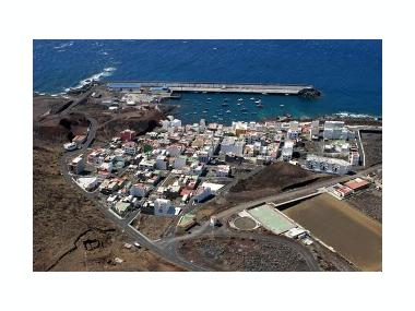 Puerto de la Restinga El Hierro