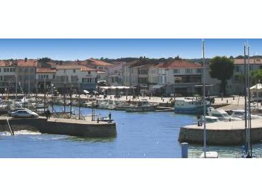 Port de la Flotte en Ré Charente Marittima