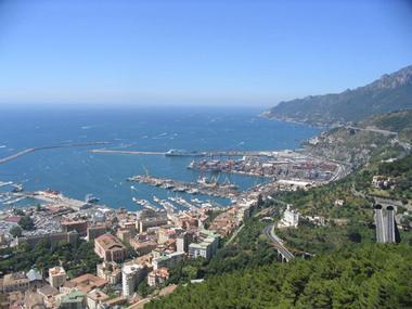 Porto Masuccio Salernitano Campania