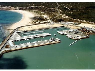 Puerto Deportivo de Barbate Cadice