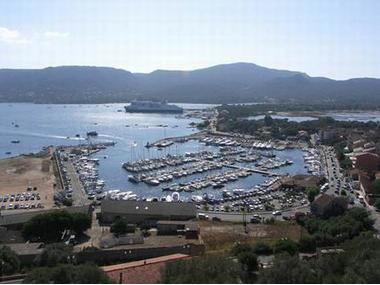 Marine de Porto Vechio Corsica
