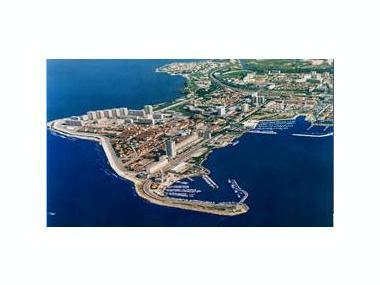 Port de plaisance de Port de Bouc Bocche del Rodano