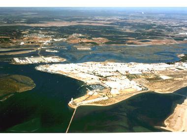 Puerto Deportivo de Isla Cristina Huelva