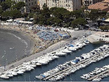 Porto di Diano Marina Liguria