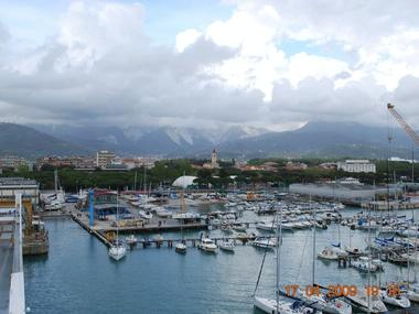 Marina di Carrara Toscana