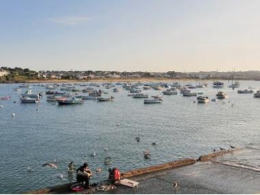 Port Sainte Evette Finisterre
