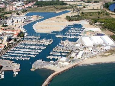 Port Canet en Roussillon Pirenei Orientali